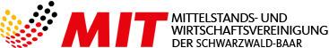 Logo der Mittelstands- und Wirtschaftsvereinigung der CDU Schwarzwald-Baar